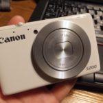 Canon S200を買いました
