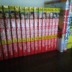 「マンガ日本の歴史」が全巻揃いました