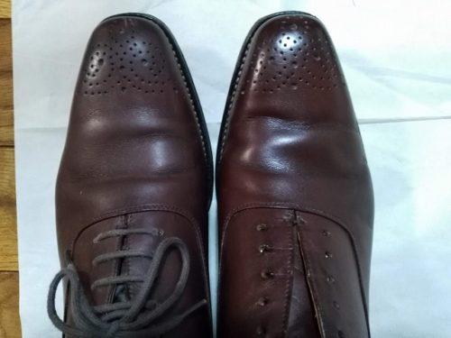 リーガル靴