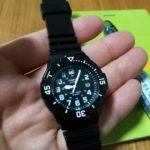 子供用の腕時計は「チープカシオ」がオススメ!